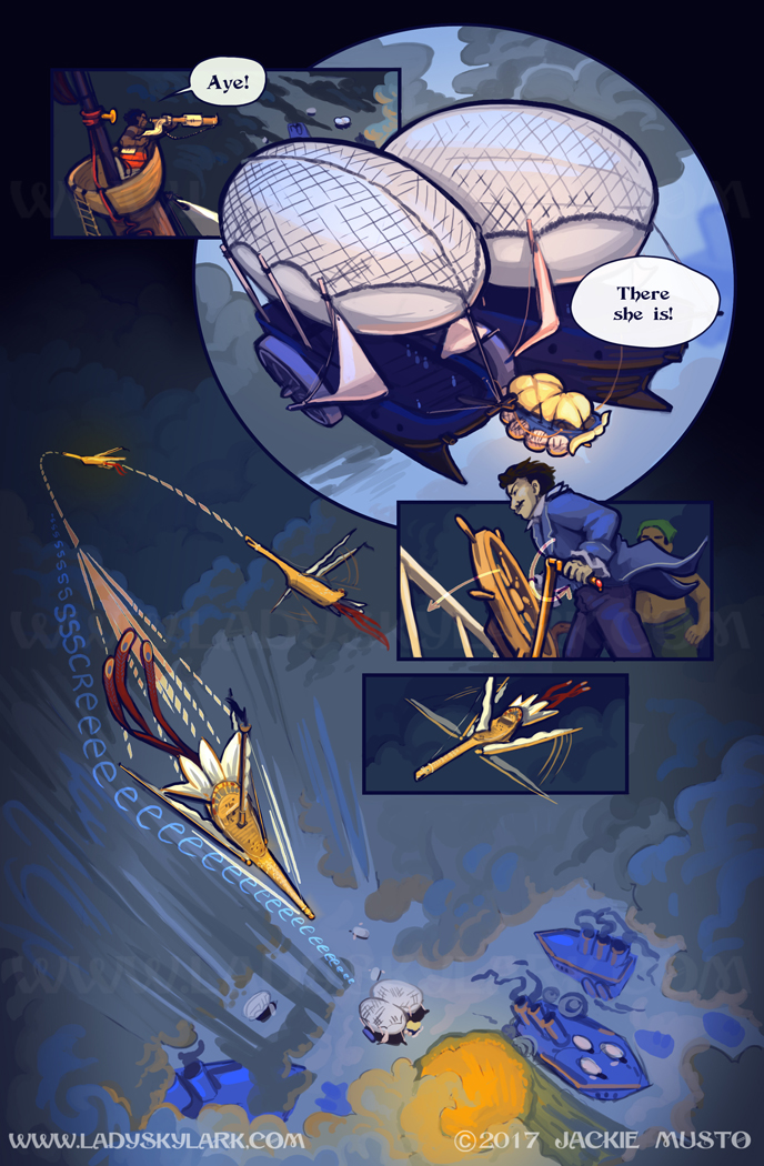 Lady Skylark and the Queen's Treasure - Page 246