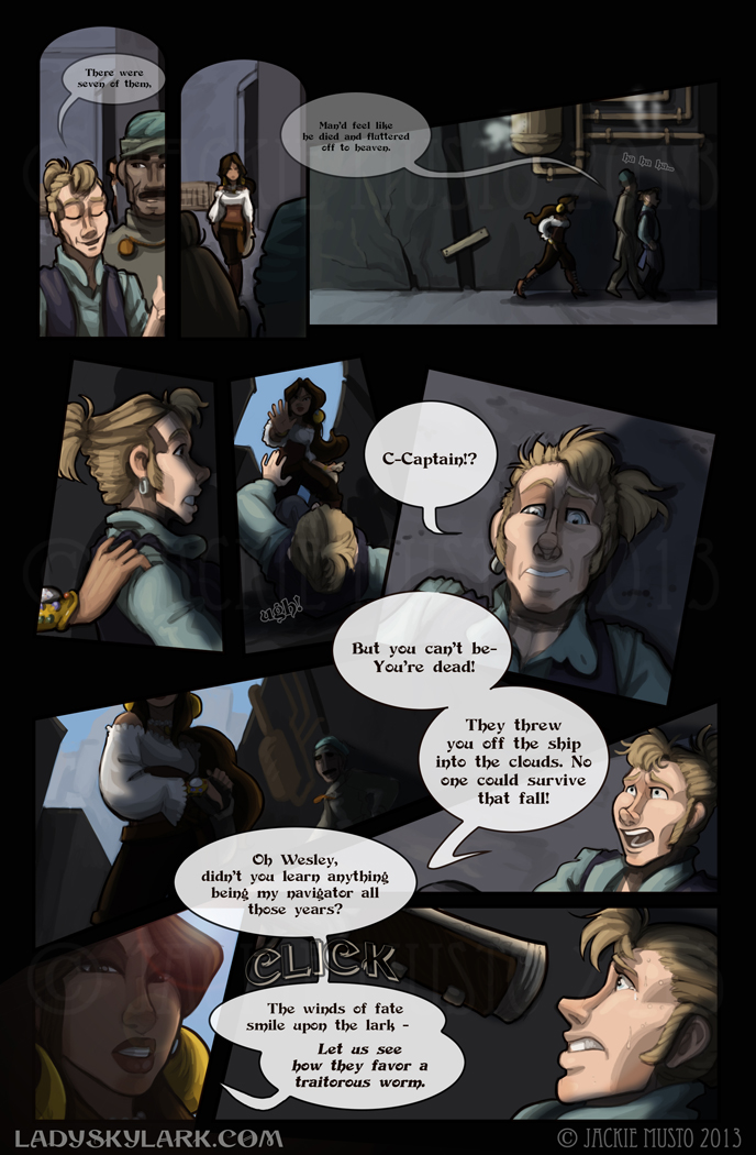 Lady Skylark and the Queen's Treasure - Page 72