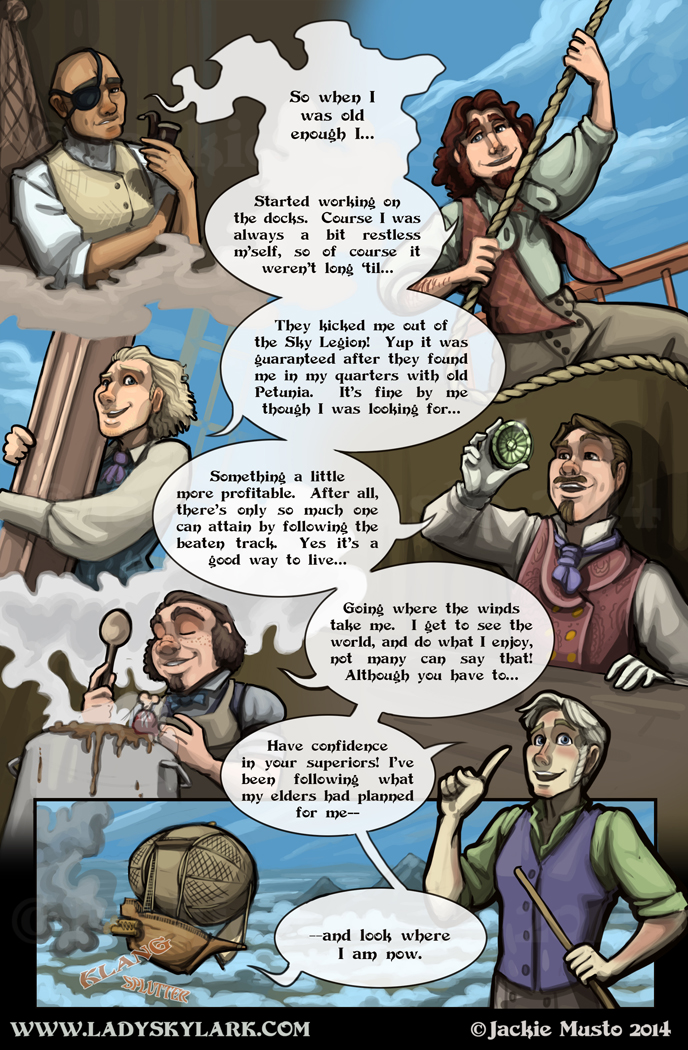 Lady Skylark and the Queen's Treasure - Page 92