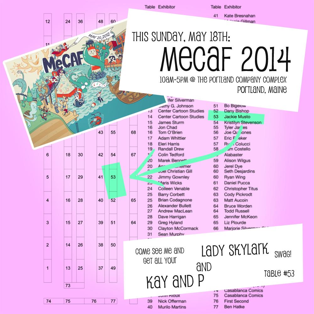 MeCAF 2014!