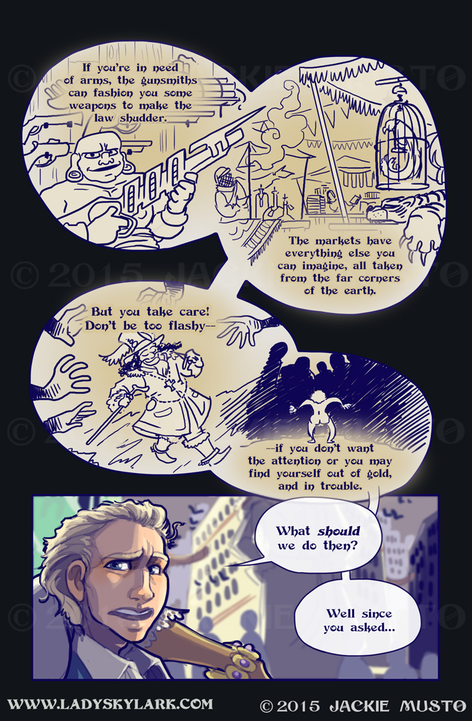 Lady Skylark and the Queen's Treasure - Page 177