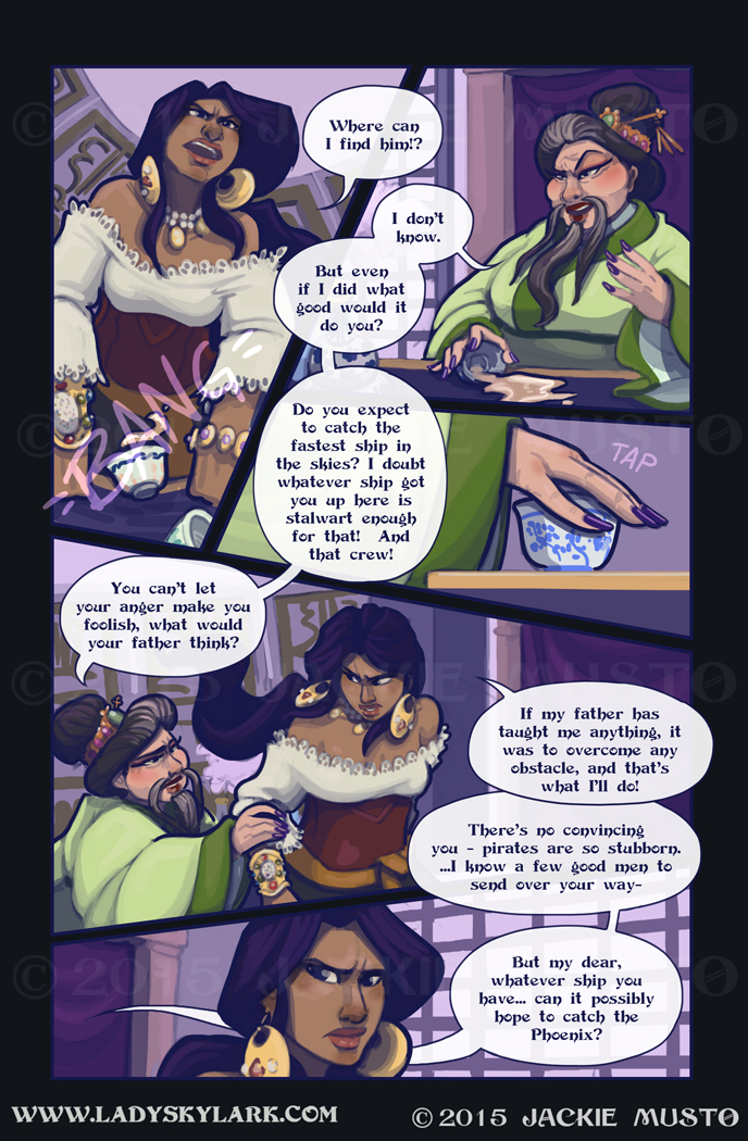Lady Skylark and the Queen's Treasure - Page 186